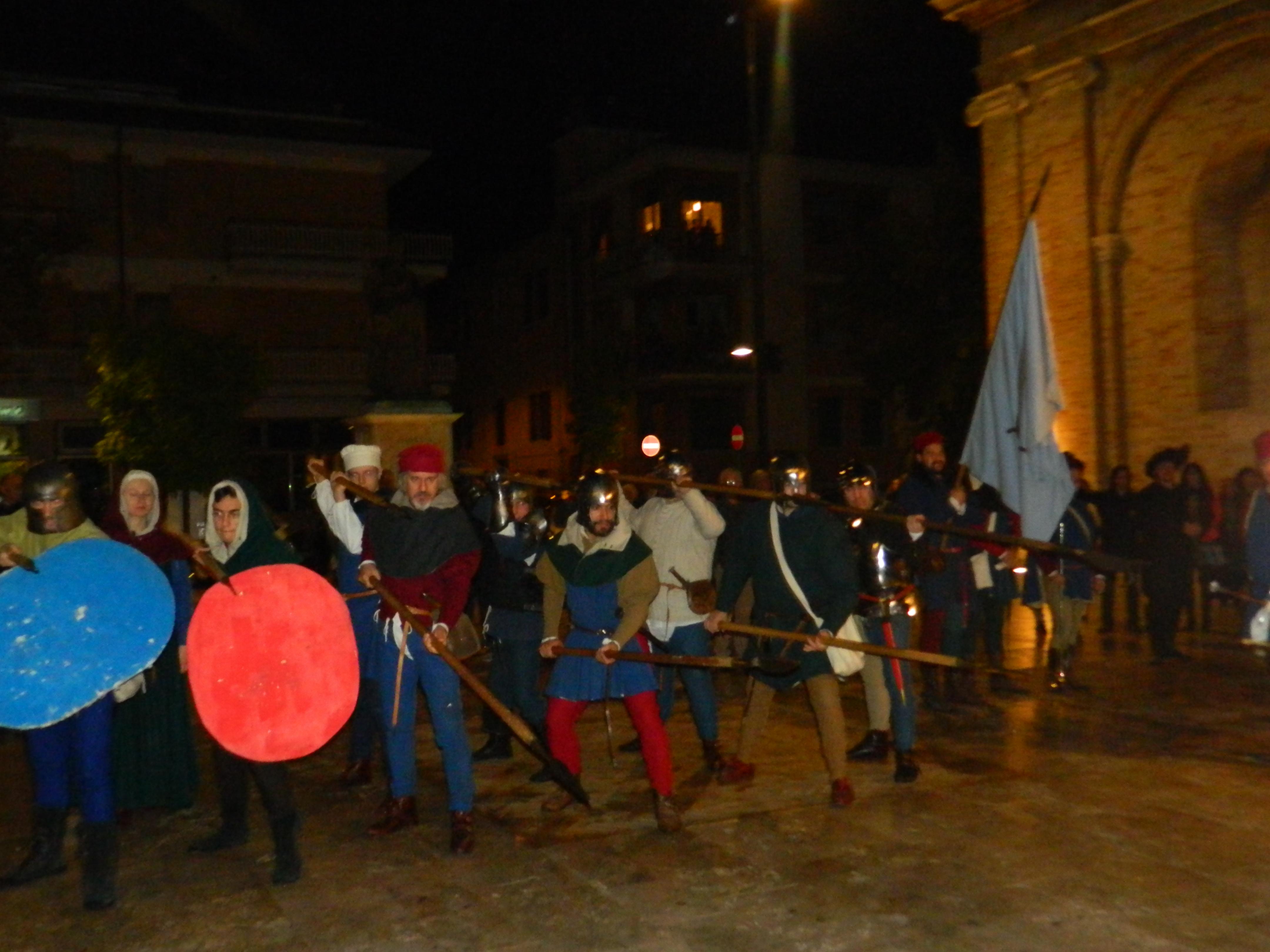 Fiera di San Martino, rievocazione storica