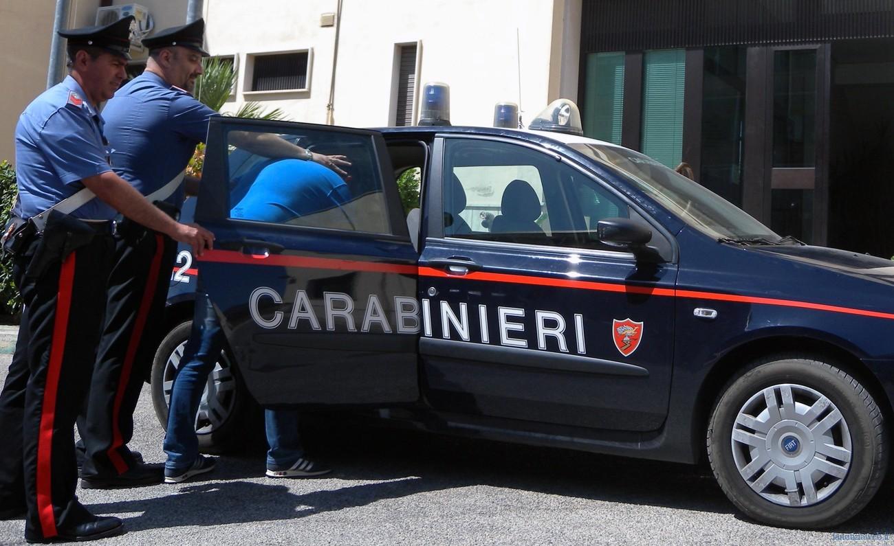 I carabinieri hanno identificato un giovane come autore del furto