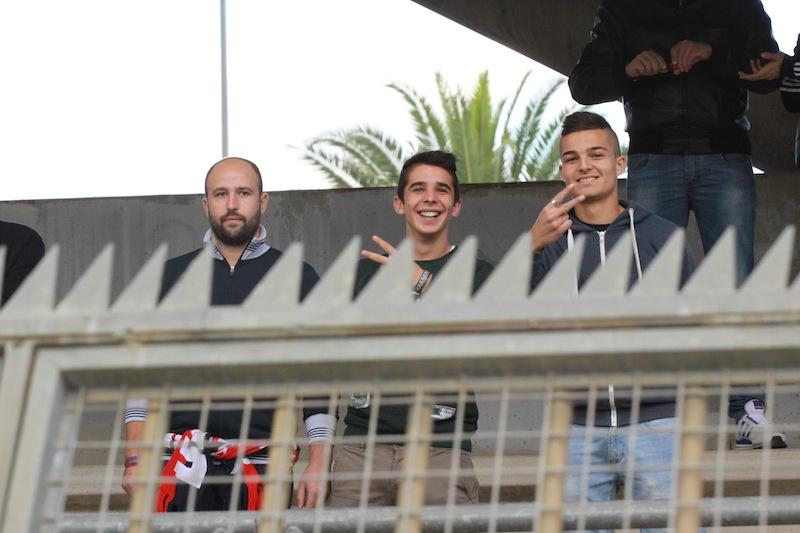 Samb-Castelfidardo 2-1, tifosi