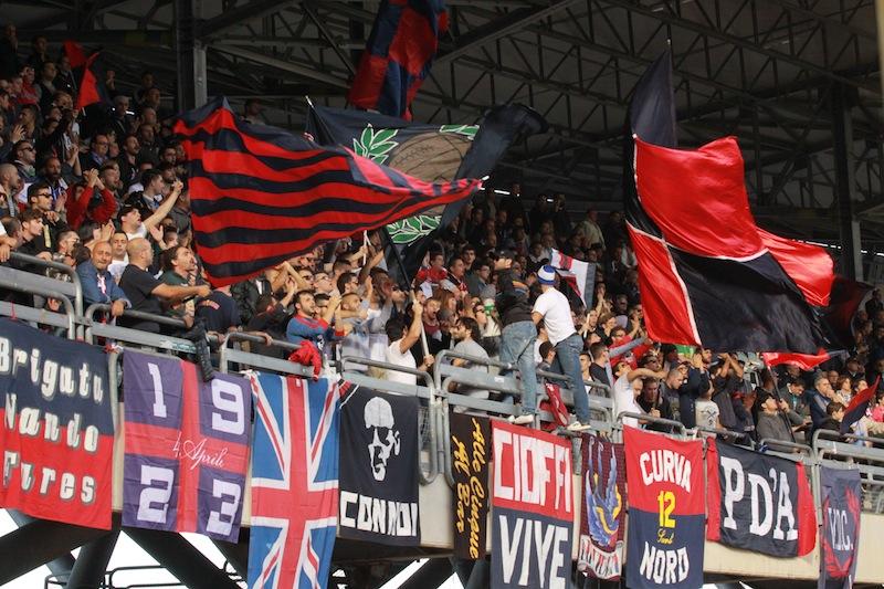 Samb-Castelfidardo 2-1, la Nord