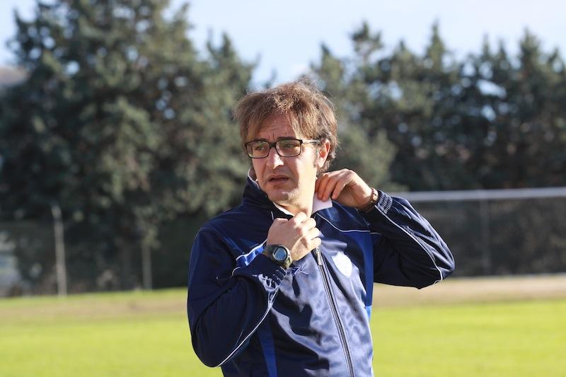 Monturanese 1-2 Samb, il tecnico della Monturanese