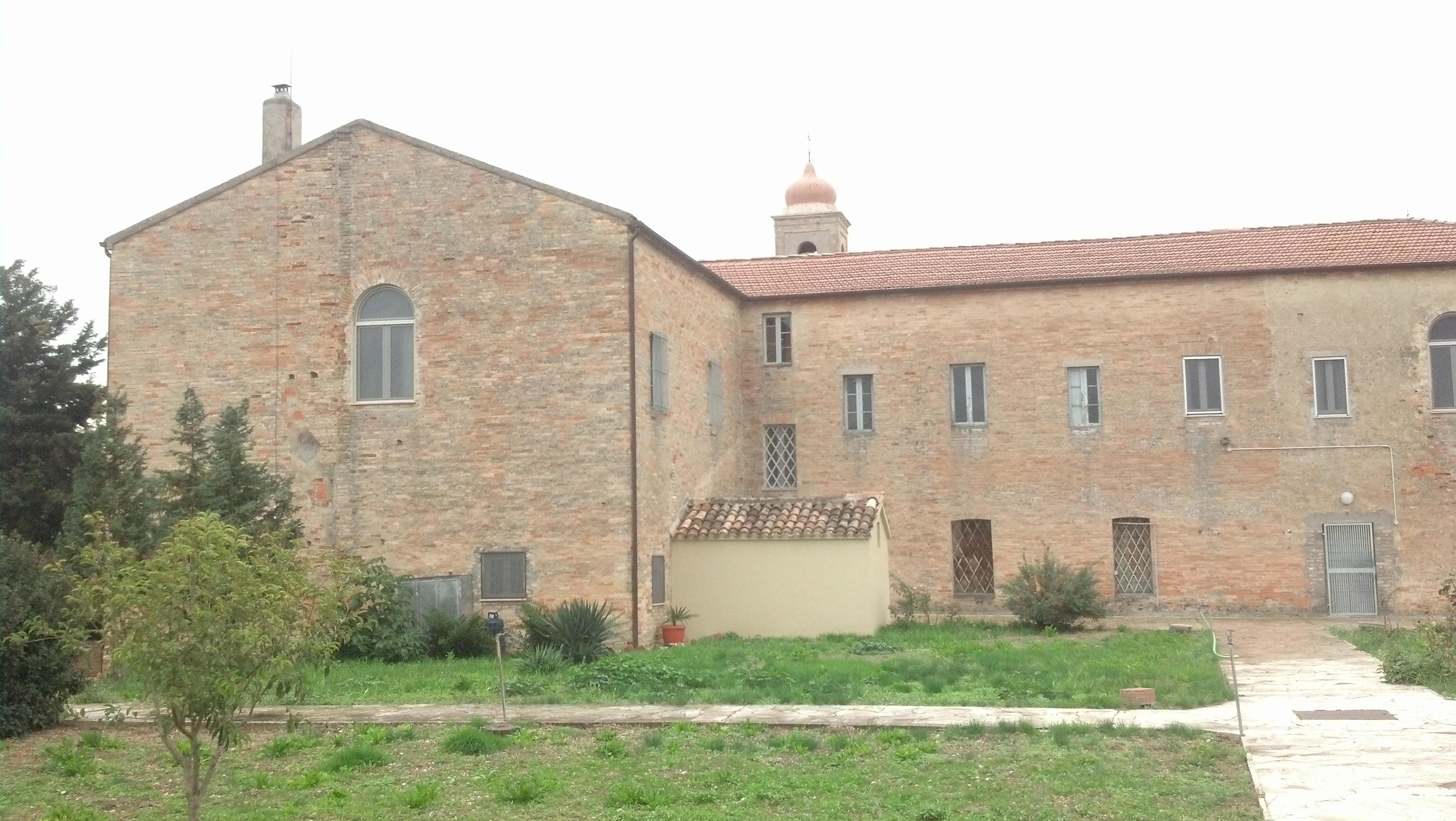 Il monastero delle Suore Passioniste di Ripatransone
