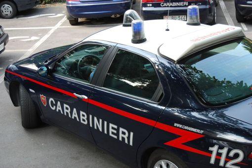 Indagini da parte dei carabinieri