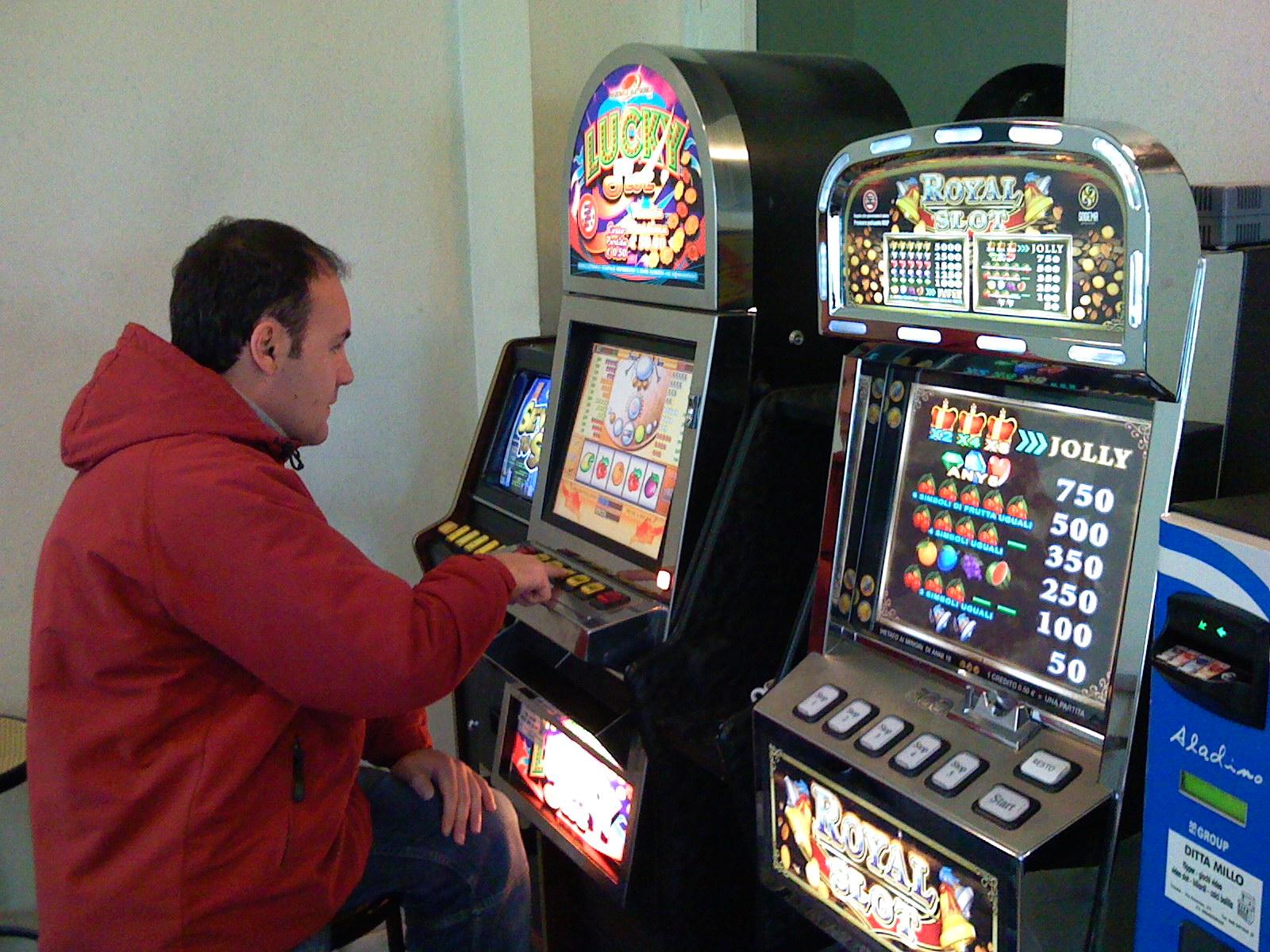 Slot machines (foto maramucci)