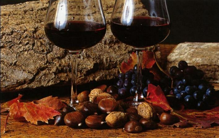 Festa d'autunno al Tarabrooch, tra castagne e vino