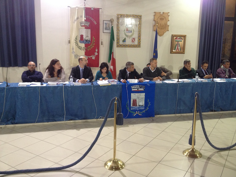 Il consiglio comunale del 25 novembre