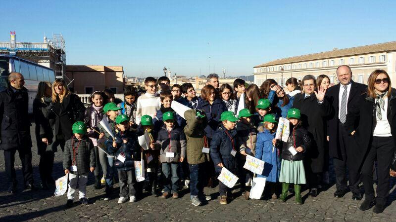 Studenti a Roma