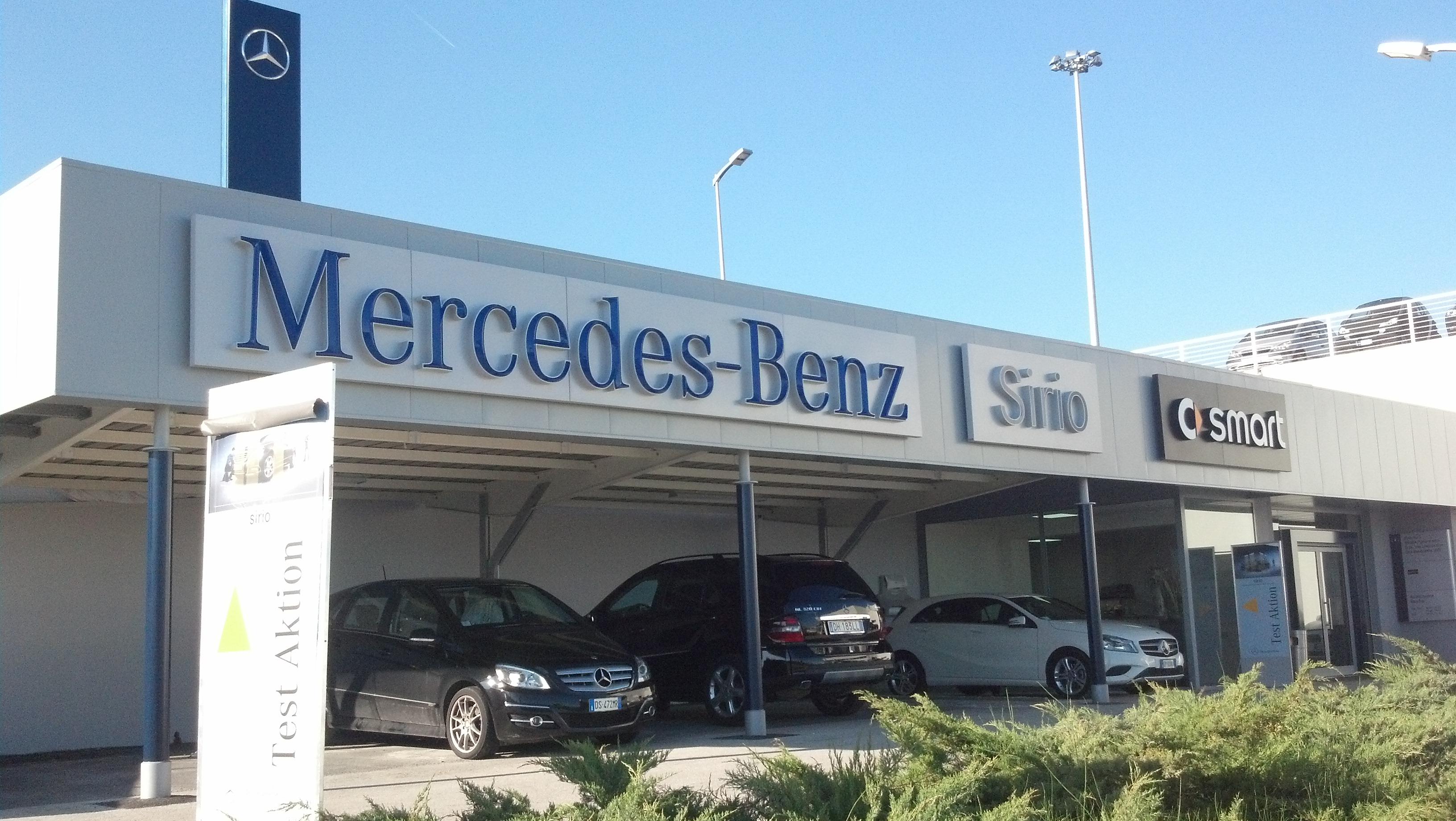 Sirio Mercedes-Benz apre a San Benedetto