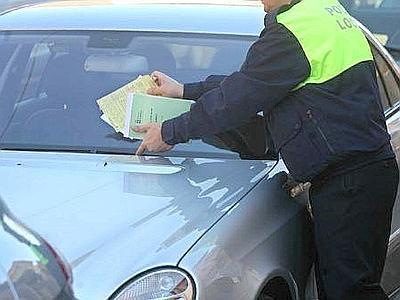 Auto multata