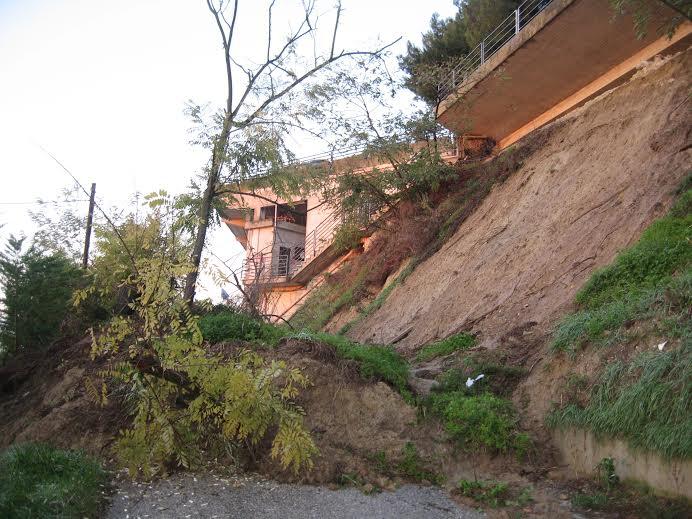 Contrada Fontepalanca, Acquaviva Picena, mattina del 3 dicembre