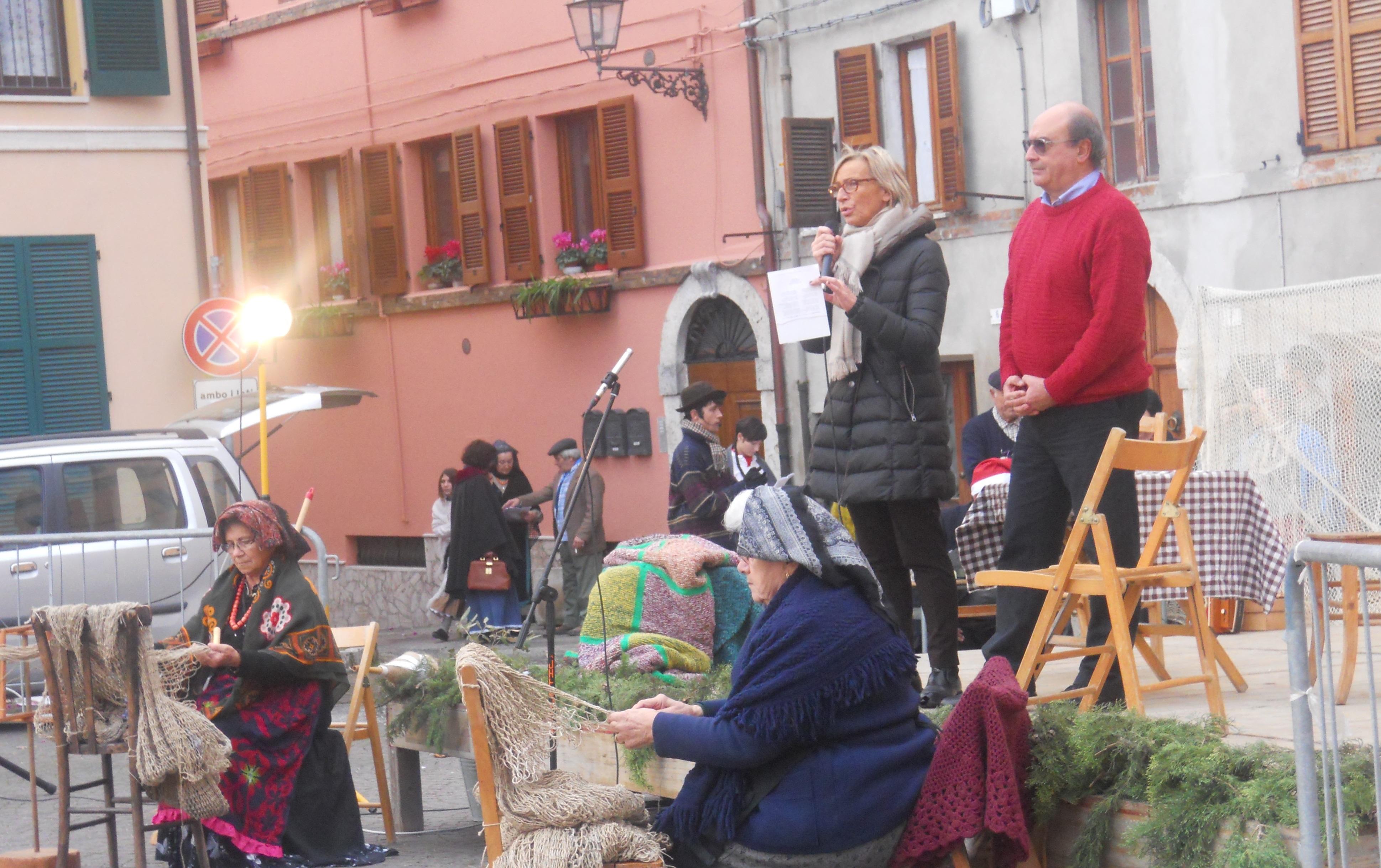 Scenette di Natale al borgo 2013