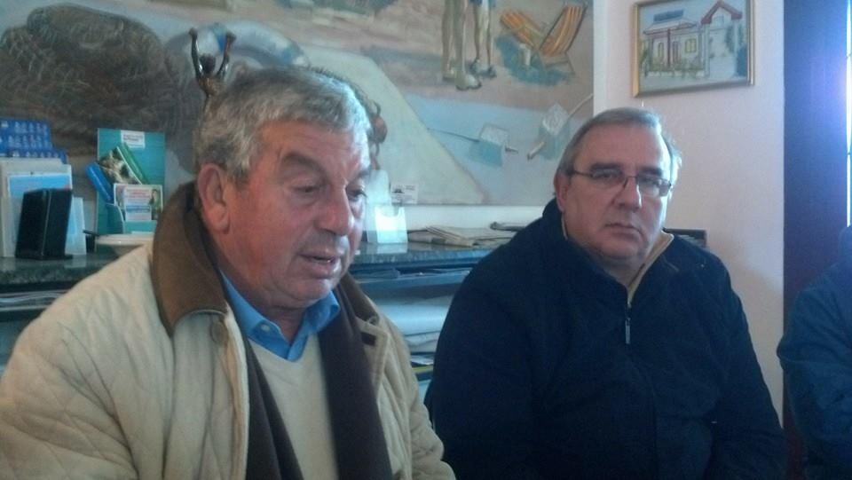 Giuseppe Ricci dell'Itb e Gaetano Sorge, presidente Associazione Albergatori di San Benedetto