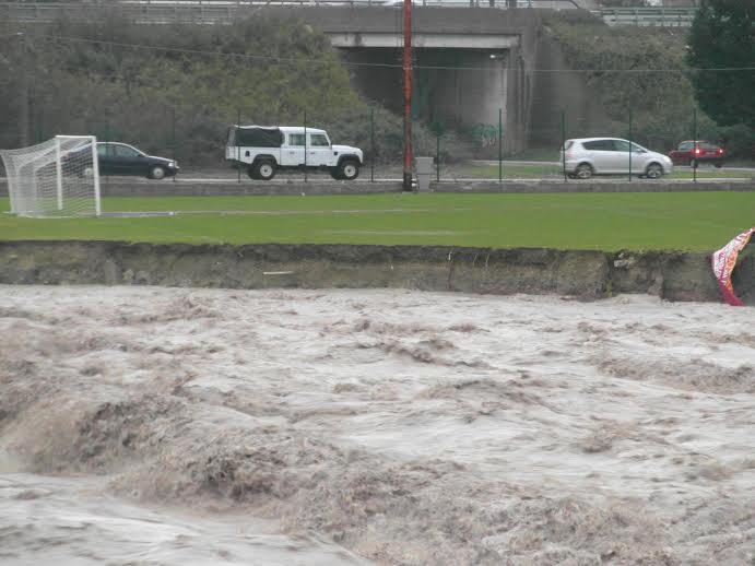 Il Tronto divora il campo sportivo della Virtus Pagliare, 2 dicembre, foto vesperini