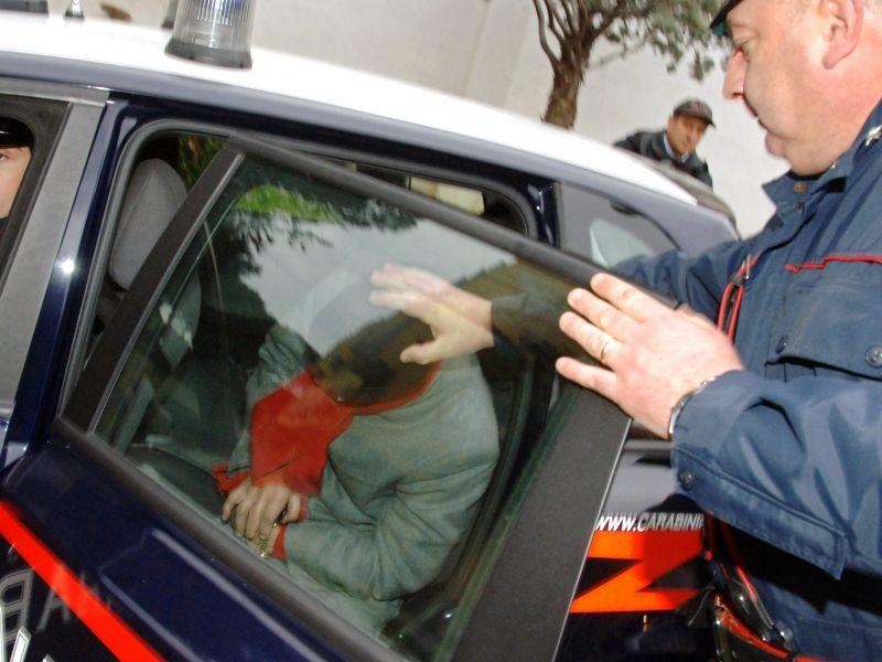 Il ladro è stato fermato dai carabinieri