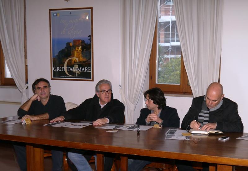 Conferenza di presentazione degli appuntamenti teatrali