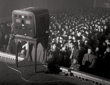 La televisione in Italia nel 1954