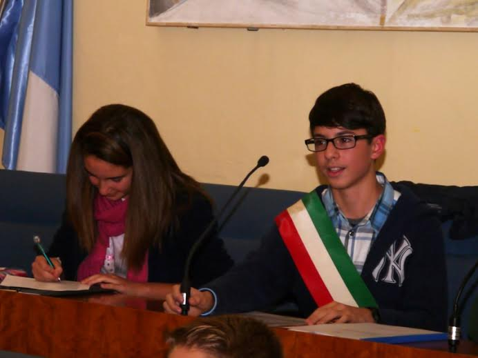 Leonardo, nuovo sindaco del Consiglio Regionale dei Ragazzi