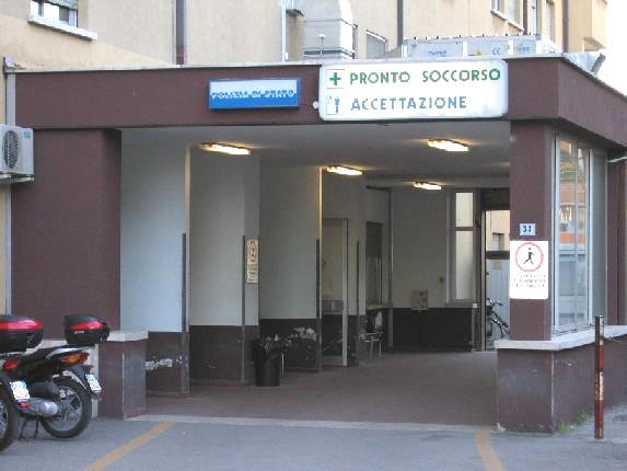 Pronto Soccorso dell'ospedale di San Benedetto del Tronto