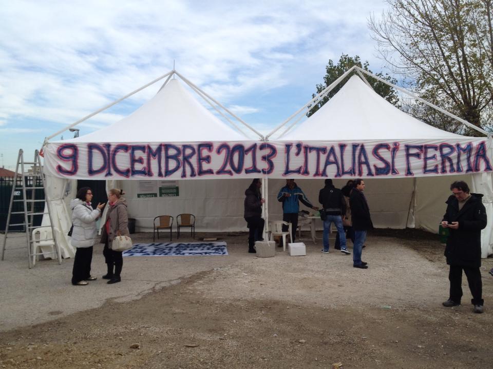 Protesta Val Vibrata (Matteo Bianchini)