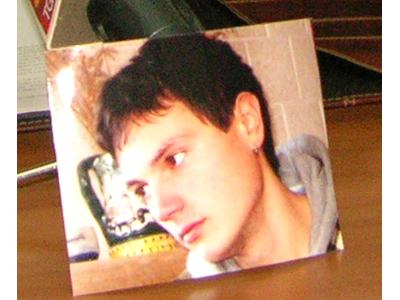 Una foto del giovane Antonio De Meo, ucciso nel 2009
