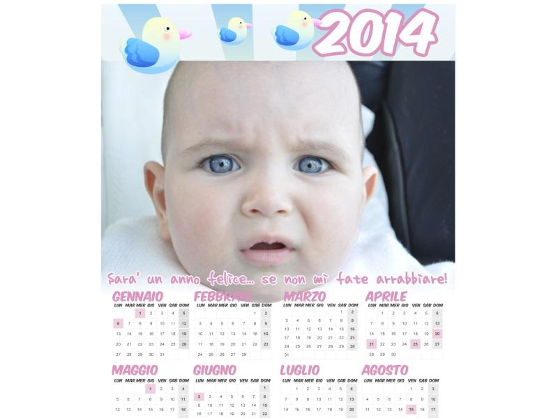 Parte di uno dei tanti format di calendari personalizzati realizzati con Riviera Oggi e Piceno Oggi