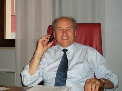 L'assessore alla viabilità della Provincia di Teramo. Elicio Romandini