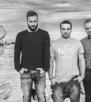 Da sinistra Rovero Impiglia, Mirko Tulli, Giacomo Cagnetti