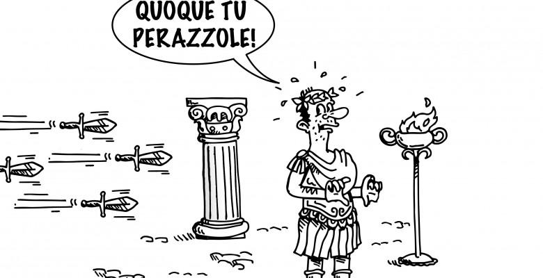Giulio Cesare Gaspari e le coltellate