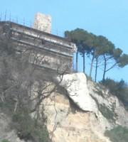 Frana Castello di Sant'Andrea