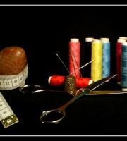 Taglio e cucito (fonte, aserramanna)