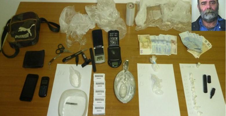 Diego Cestraella arrestato per droga