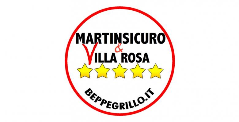 il logo del meetup di Martinsicuro e Villa Rosa