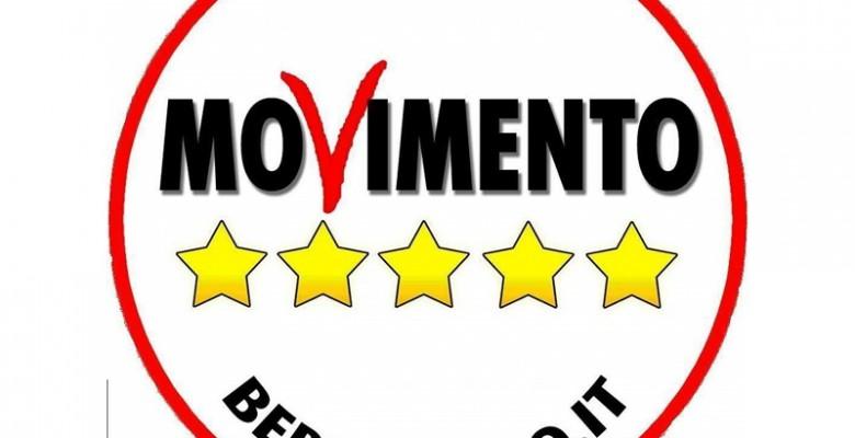 il logo del Movimento 5 Stelle