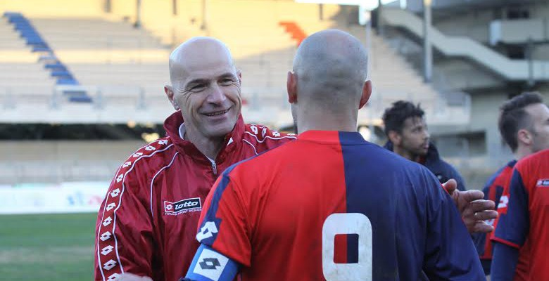 Andrea Mosconi e Romano Tozzi Borsoi