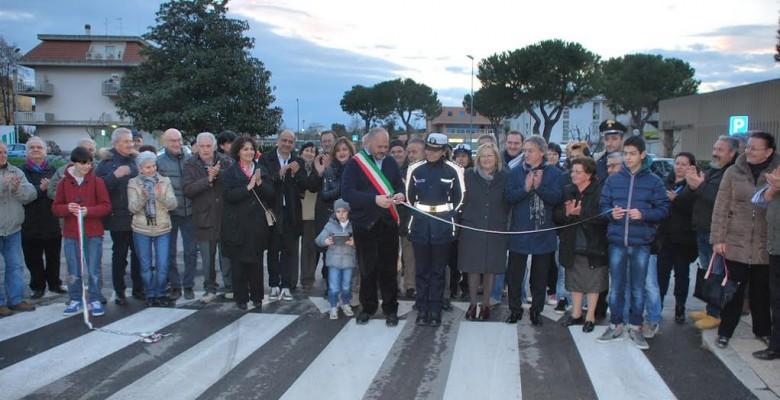 Inaugurazione di Piazza Setti Carraro