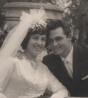 Auguri per le nozze d'oro di Mimì e Romilde