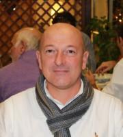 Il presidente del Grottammare Giuseppe Cocci