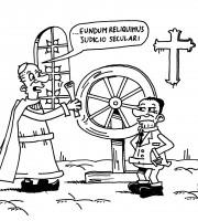 Nuova Inquisizione (vignetta Evo)