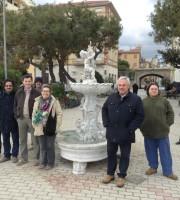 Nuova fontana a Cupra