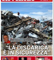 In edicola Riviera Oggi Settimanale, edizione del 15 marzo