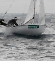 I due sambenedettesi in regata