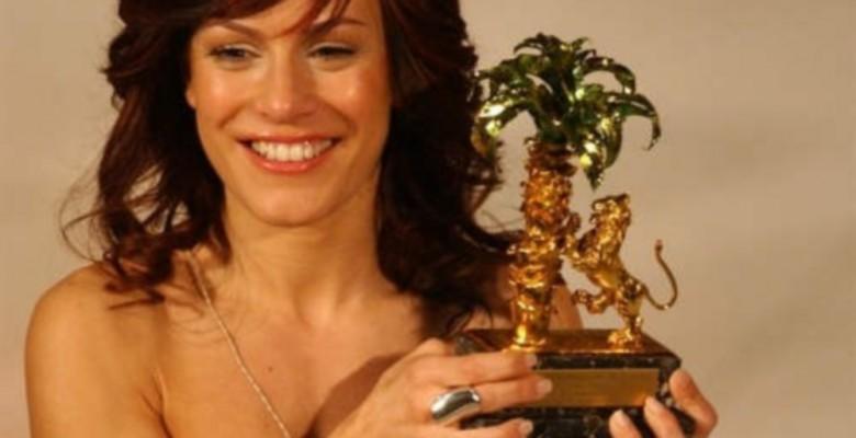Alexia, vincitrice a Sanremo nel 2003