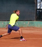 Il tennista Andrea Attrice