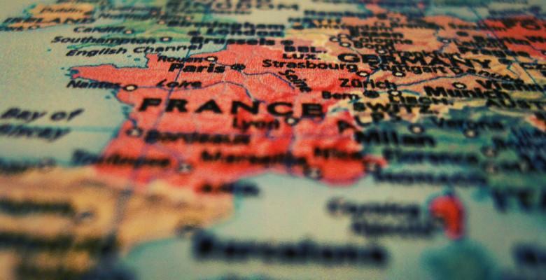 Cartina d'Europa, fonte imille
