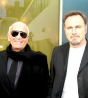 Franco Nero ed Enzo Castellari