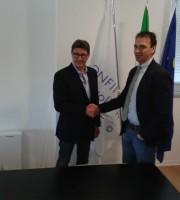 Giuliano Cameli e Massimo Forlì