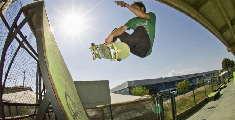 Skate park, la volta buona?