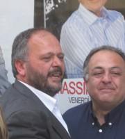 Gaspari e Agostini nel 2011