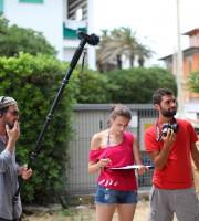 alcuni giovani filmaker