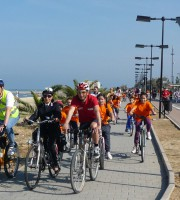 al via i lavori del bike to coast